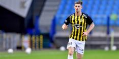 """Buitink: """"Ik ga ervan uit bij Vitesse veel minuten te krijgen"""""""