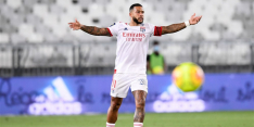 Memphis en Olympique Lyon komen niet tot scoren