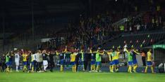 Hertha BSC blameert zich in beker, weer verlies Gent