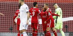 Leeds imponeert op Anfield, maar verliest in slotminuut