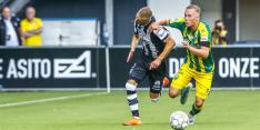 """Van der Water terug tegen PSV: """"Er is geen onrust geweest"""""""