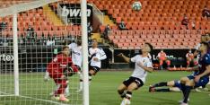 Verzwakt Valencia verslaat Levante door veerkracht