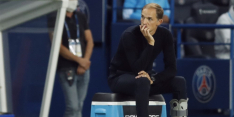 'Tuchel vlak voor de kerst ontslagen bij Paris Saint-Germain'