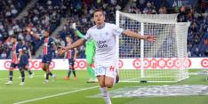 Paris Saint-Germain opnieuw onderuit ondanks terugkeer Neymar