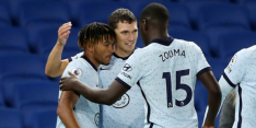 Chelsea kent ondanks fout van Kepa uitstekende start