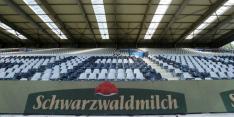 Freiburg mag nieuw stadion niet in avonden en zondag gebruiken