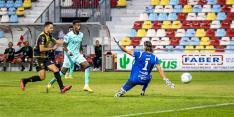 Willem II beleeft probleemloze avond tegen matige Luxemburgers