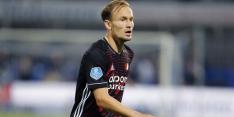 """Diemers is kritisch: """"Tegen Twente speelde ik slecht"""""""