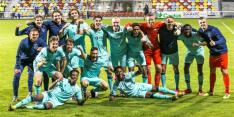 Ontmoeting met Gerrards Rangers volgende halte van Willem II