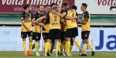 Roda JC en FC Volendam kunnen leven met punt in tam duel