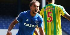 James en Calvert-Lewin zorgen voor zege Everton