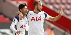 Ontketende Son en Kane helpen Spurs aan royale zege