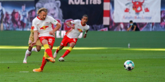 Leipzig maakt geen fout in seizoensouverture tegen Mainz