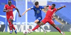 Chelsea helpt Liverpool met blunder Kepa in het zadel