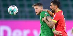 Weghorst en Wolfsburg nog altijd zonder zege in Bundesliga