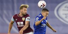 Leicester begint goed met doelpuntrijke winst op Burnley