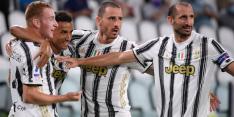 Pirlo beleeft dankzij Kulusevski en Ronaldo goed Juve-debuut