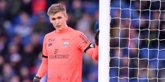 Arsenal vindt in IJslandse doelman opvolger vertrokken Martínez