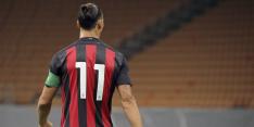 Ibrahimovic geeft AC Milan gewenste start, Dijks ziet rood