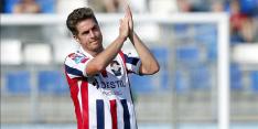 """Peters krijgt uitstel van Willem II: """"Komt niet als verrassing"""""""