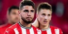 """Mauro Júnior vreest voor blessure Romero: """"Blijft naar"""""""