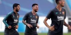 Messi woest na vertrek Suárez: 'Niets verbaast me nog'