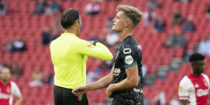 KNVB spreekt RKC'er Wouters vrij na rode kaart tegen Ajax