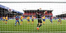 Everton wint ook derde duel en gaat aan kop in Engeland