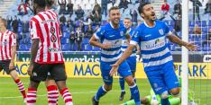 PEC Zwolle pakt eerste winst tegen geplaagd tiental Sparta