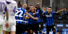 Inter verslaat Fiorentina in spectaculaire seizoensstart
