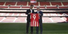 Simeone acht Suárez al klaar voor debuut bij Atlético Madrid
