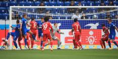 Bayern blijkt toch menselijk en verliest bij Hoffenheim