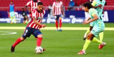 Scherpe Suárez beleeft droomdebuut voor Atlético