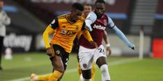 Wolves leidt grote nederlaag bij debuut Semedo en Hoever