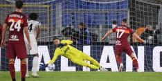 Pirlo en Juventus pakken dankzij Ronaldo punt in Rome