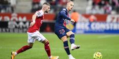 Bakker boekt met PSG simpele zege bij Stade de Reims