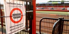 """KNVB ziet geen reden voor stilliggen betaald voetbal: """"Niet zinvol"""""""