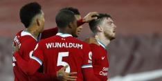 Liverpool neemt revanche op Arsenal en blijft foutloos