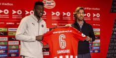Sangaré ontvangt werkvergunning en is speelgerechtigd voor PSV