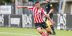 Sparta Rotterdam niet akkoord met schorsing van Pinto