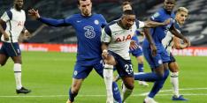 Tottenham neemt penalty's beter en schakelt Chelsea uit