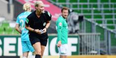 Primeur in Duitsland: vrouwelijke arbiter leidt Super Cup