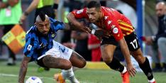 Inter vermorzelt Benevento, Zoet valt uit maar wint wel