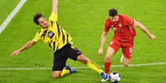 Bayern verslaat Dortmund in interessant duel om Supercup