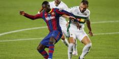 'Vier namen op lijstje Manchester United als alternatieven Sancho'