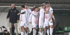 AC Milan na krankzinnige penaltyreeks EL in