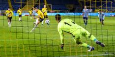 NAC wint ook zesde duel, hattrick Van Hooijdonk