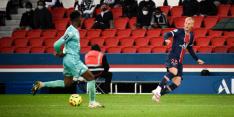 PSG beleeft met Bakker probleemloze avond in Ligue 1
