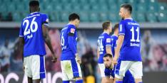 Schalke ook met nieuwe coach kansloos tegen RB Leipzig