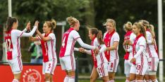 Ajax in vrouwelijke topper te sterk voor PSV